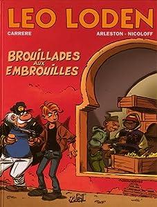 """Afficher """"Léo Loden n° 23 Brouillades aux embrouilles"""""""
