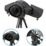iKross Professional Camera Protector Rain Cover Rainproof for DSLR SLR Cameras