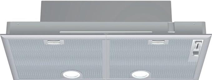 Siemens LB75564 - Campana (Canalizado/Recirculación, 650 m³/h, 59 ...