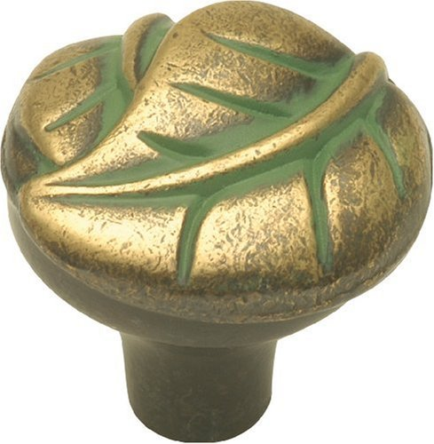 Hickory Hardware P7301-VA 1-1/4-Inch Touch of Spring Knob, Verde ()
