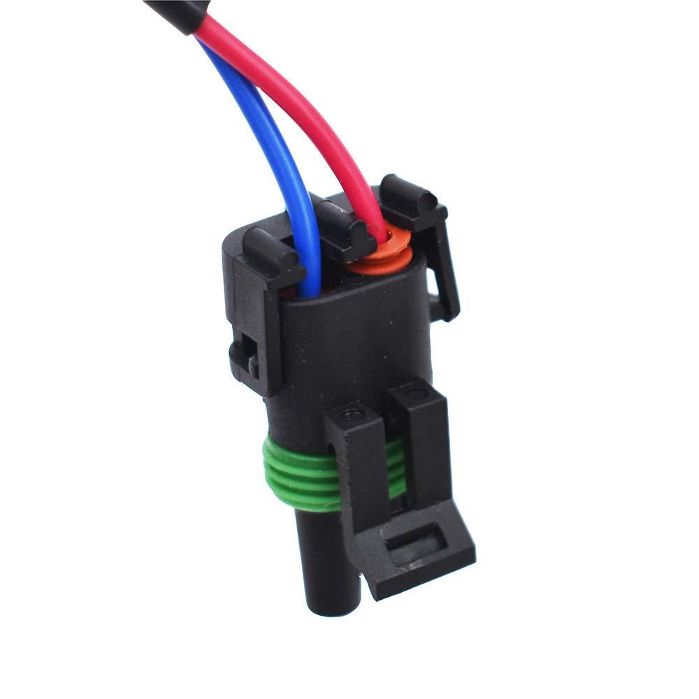 labwork-parts Magnetic Pick up MPU 3034572 Pickup Speed Sensor Fit for Cummins