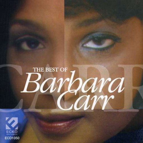 The Best Of Barbara Carr -  Audio CD
