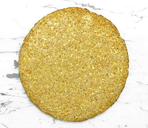 Venice Bakery Plant-Based Frozen Pizza Crust (Pack of 24) (Vegan Cauliflower, 10 inch) by VENICE BAKERY