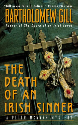 The Death of an Irish Sinner: A Peter McGarr Mystery