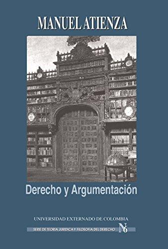 Descargar Libro Derecho Y Argumentación Atienza Manuel