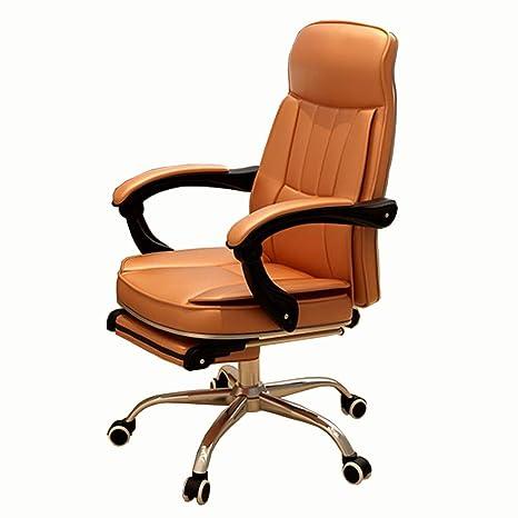 Amazon.com: LJFYXZ - Silla reclinable para oficina o hogar ...