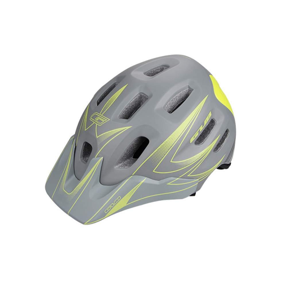 Fahrradhelm,18 Straße Belüftungsöffnungen Einstellbar Komfort Sicherheit Helm Unisex Straße Fahrradhelm,18 Mountainbike Helm,B-M e43407
