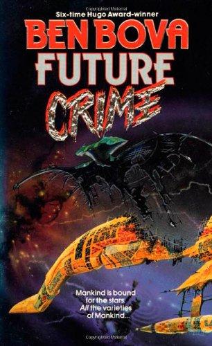 book cover of Future Crime