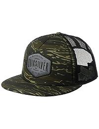 Quiksilver mens standard Brain Gainer Trucker Hat
