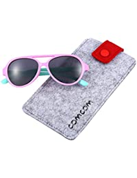 Rubber Flexible Kids Polarized Sunglasses for Baby and...
