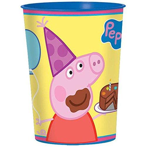 Peppa Pig 16oz Favor Cup