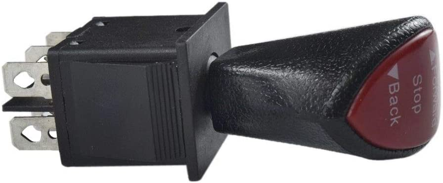 Forward Reverse Stop Switch Toggle For Burshless Motor Reversing Actuator ATV