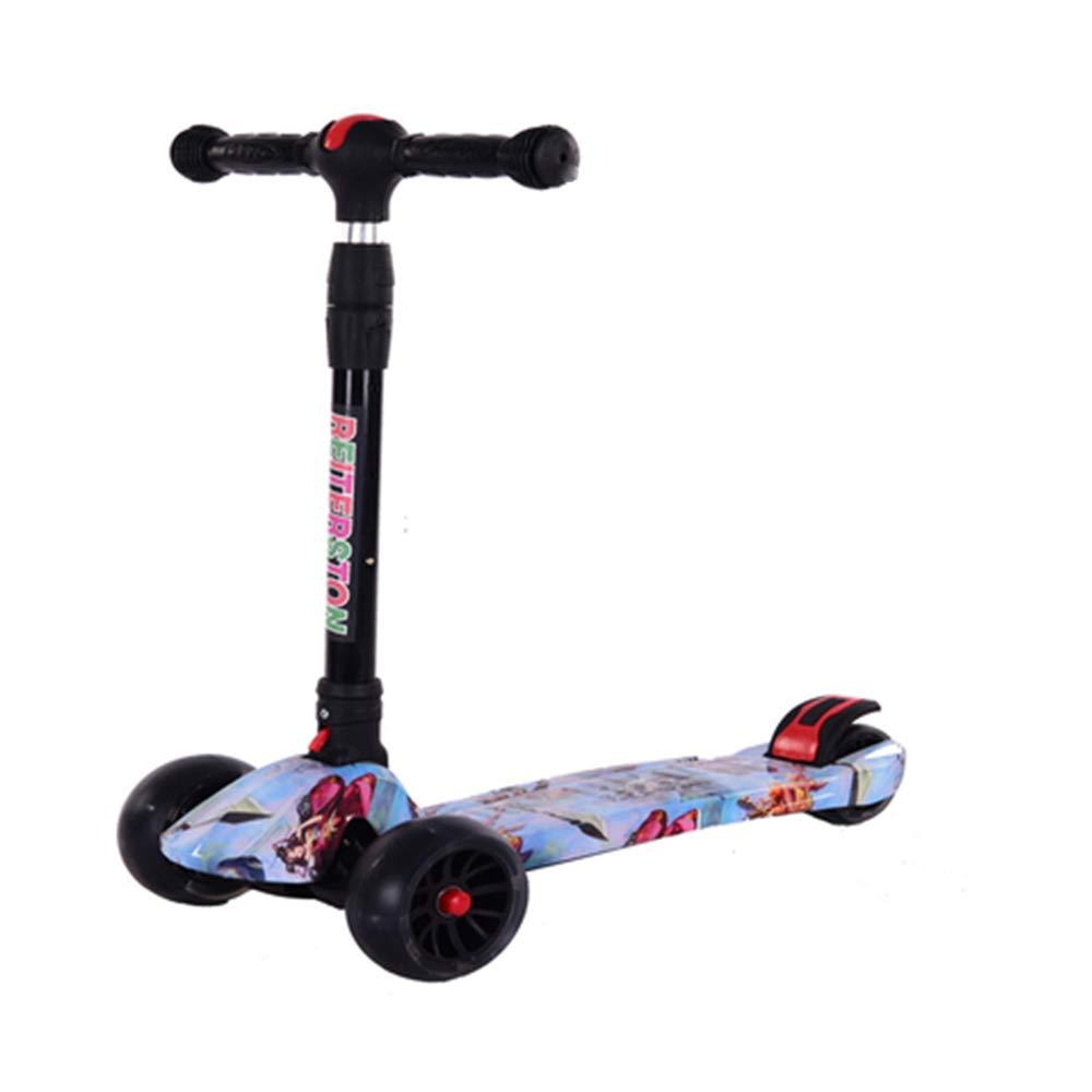 Shengsheng Scooter Plegable,Patinetes para niños, Patinete ...