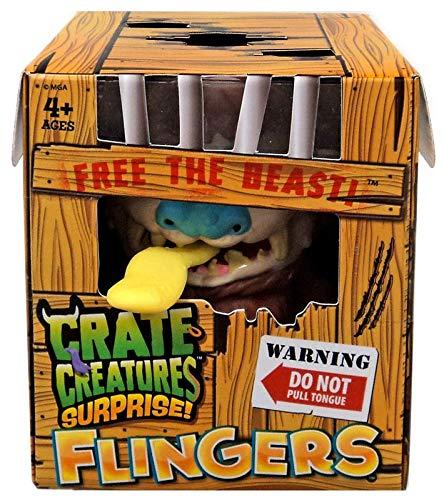 Flingers Crate Creatures Surprise Stubbs Figure MGA Entertainment