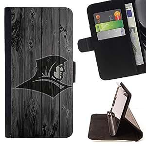 BullDog Case - FOR/LG Nexus 5 D820 D821 / - / Wizard Sports /- Monedero de cuero de la PU Llevar cubierta de la caja con el ID Credit Card Slots Flip funda de cuer