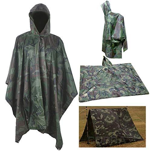 Rain PonchoWaterproof Raincoat with