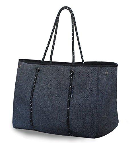 Casper & Coal Multipurpose Tote Beach Bag with Neoprene ()