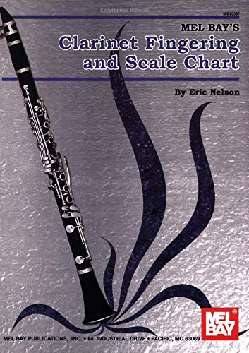 Clarinet Fingering & Scale Chart ()