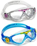 Aqua Sphere Vista Junior 2 Pack Swim Goggles