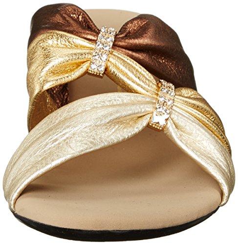 Combo Bronze Sandal Kylee Onex Heeled Women's wRpqTpvX