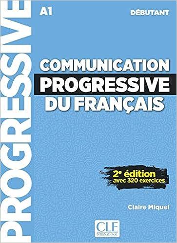 Livre Debutant Cd A1 Nouvelle Couverture French
