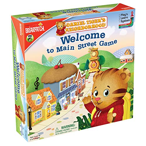 Daniel Tiger's Welcome to
