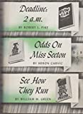 download ebook deadline: 2 a.m.; odds on miss seeton; see how they run (detective book club) pdf epub