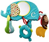 Skip Hop Alphabet Zoo Stroller Bar Activity Toy, Multi: more info