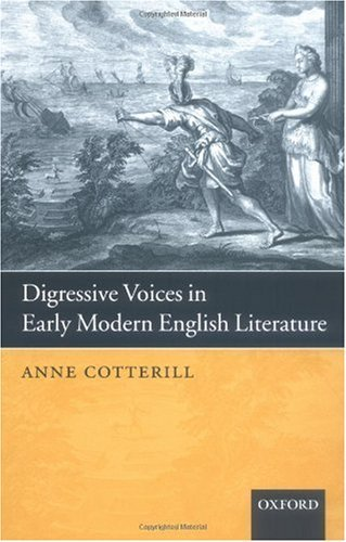 Digressive Voices in Early Modern English Literature Pdf