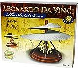 S.T.E.A.M. Line Toys Elenco Leonardo da Vinci Edu-Science - Aerial Screw Assemble Set
