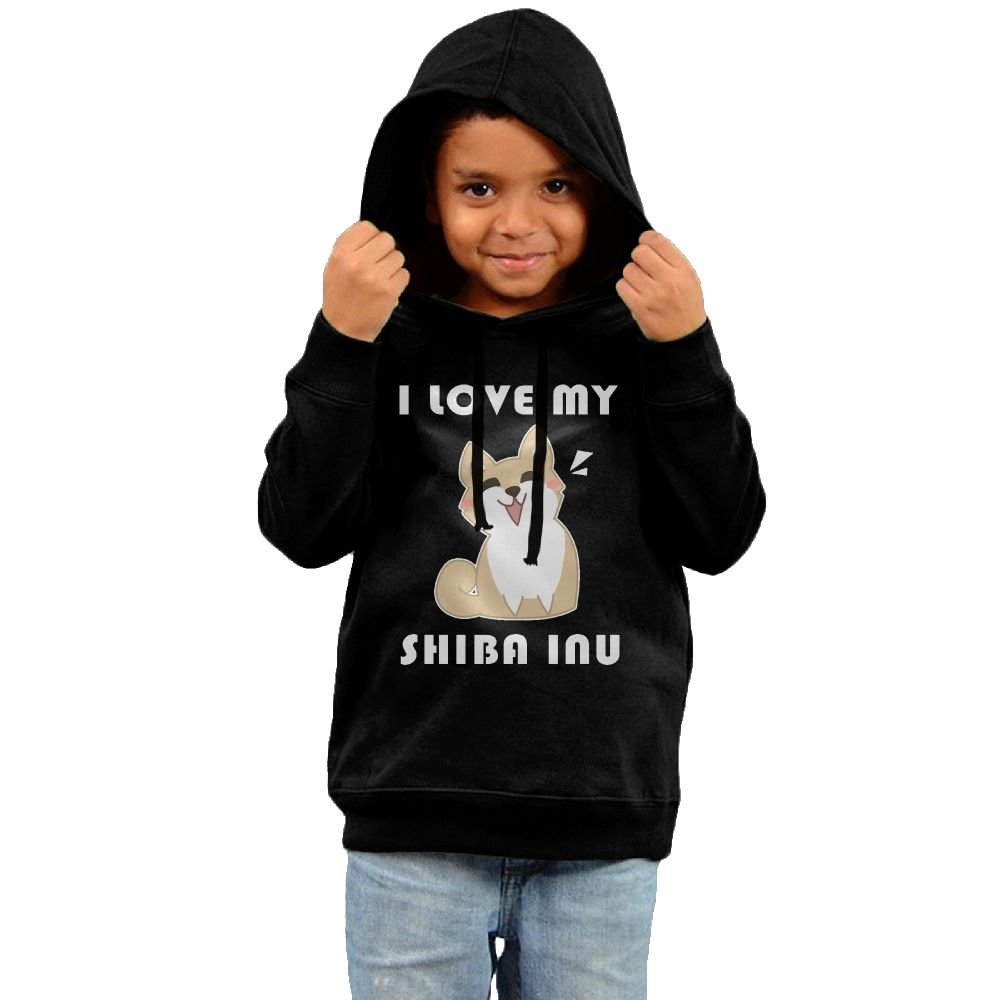 Kkajjhd I Love My Shiba Inu Children's Clothes for Girls and Boys. by Kkajjhd (Image #1)