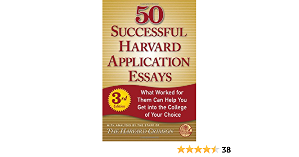 50 successful harvard application essays third edition sales experience on a resume