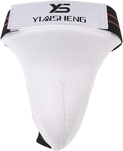 Male Groin Guard Abdominal Cup Protectors for Muay thai Boxing