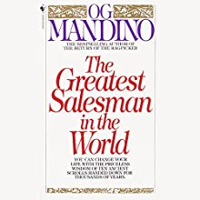 The Greatest Salesman in the World Audiobook by Og Mandino Narrated by Mark Bramhall