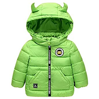 Amazon.com: STIME Baby Boys Girls Unisex Outerwear Hooded