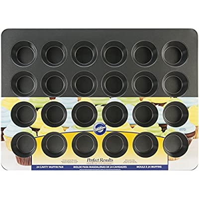 Wilton Perfect Result Mega 48-Cup Mini Muffin Pan