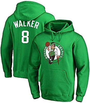 Sudadera con Capucha NBA Celtics 8# Walker Baloncesto Sudaderas ...
