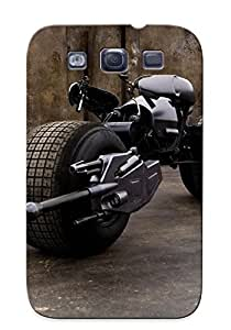 Yellowleaf High Grade Flexible Tpu Case For Galaxy S3 - Batpod ( Best Gift Choice For Thanksgiving Day)