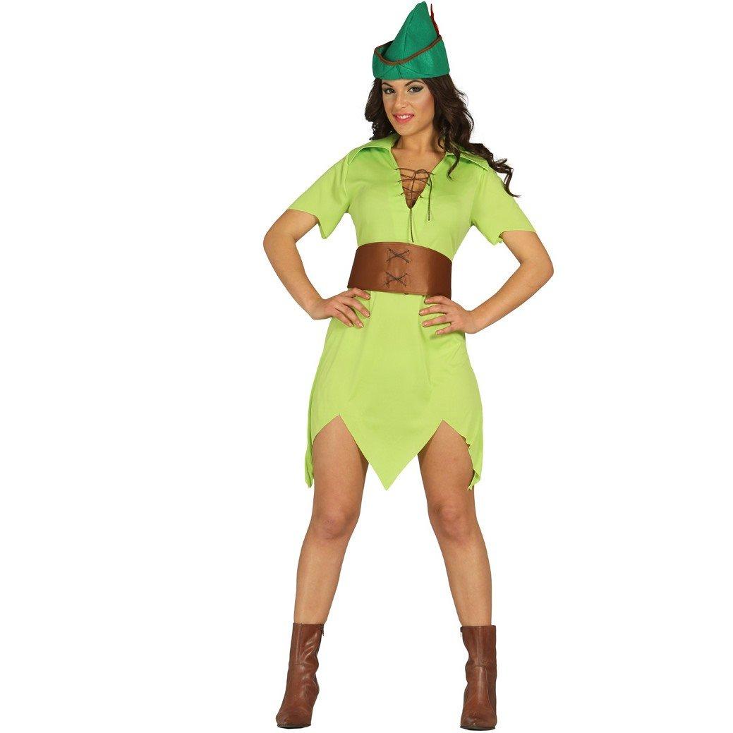 D Guisement Robin Des Bois Femme Adulte Taille S Fiesta
