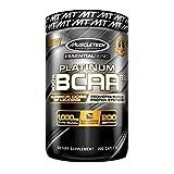 Cheap MuscleTech Platinum BCAA Pill, 8:1:1 BCAA Formula, 1000mg of BCAA per Caplet, 200 Caplets
