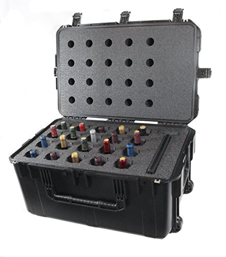 CasePro 12-Bottle Wine Carrier with -