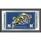 NCAA United States Naval Academy Framed Logo Mirror
