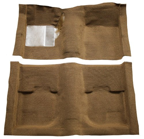 Fits: Coupe Factory Fit Complete ACC 1969-1970 Mercury Cougar Carpet Replacement Nylon