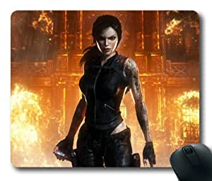 Tomb Raider Underworld 2 Rectangle Mouse Pad by eeMuse