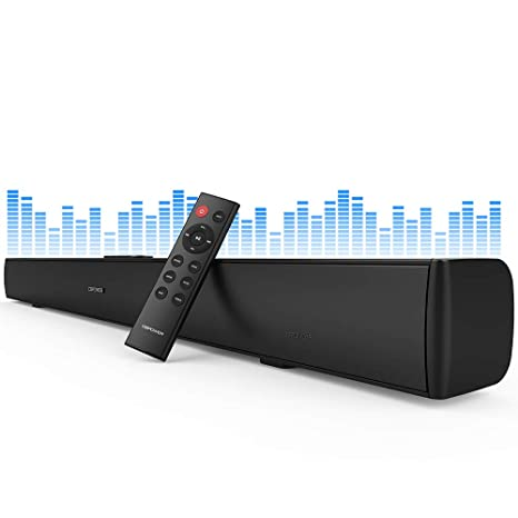 Inch Soundbar Theater And Wired Bluetooth Home Wireless Dbpower 29