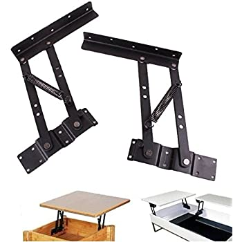 JM Capricorns Lift Up Modern Coffee Table Mechanism Hardware Fitting  Furniture Hinge Spring Bracket,