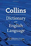 Collins Dictionary of the English Language, Collins Dictionaries, 0007337566