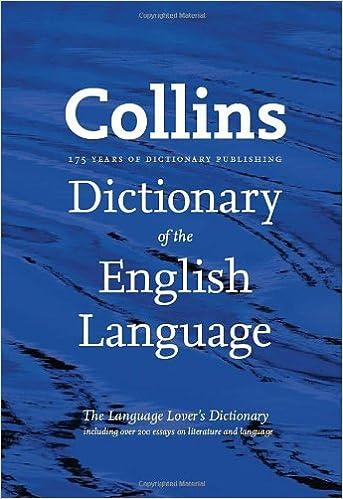 Collins Dictionary of the English Language: Amazon.es: Collins Dictionaries: Libros en idiomas extranjeros