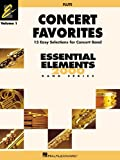 Concert Favorites - Flute, Michael Sweeney, Paul Lavender, John Higgins, 0634051997