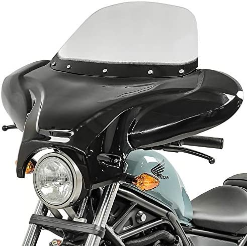 Craftride Batwing Windshield for Suzuki Intruder VL 125 Fairing
